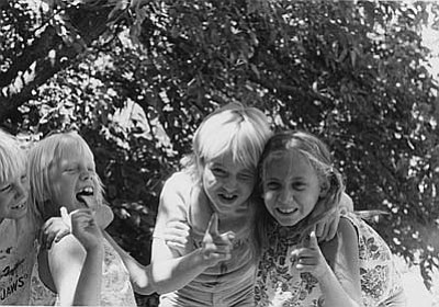 Kids raised in Jerome. Submitted by the Jerome Historical Society.