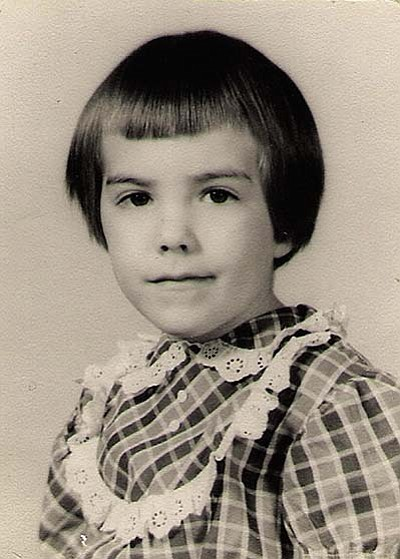 The kindergarten photo, 1959. Submitted by Pamela Morgan of Cottonwood.