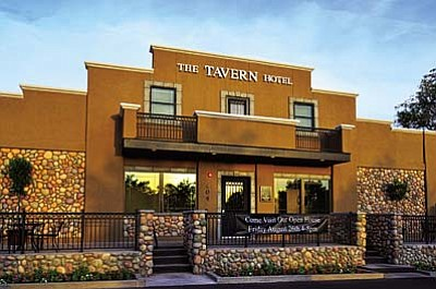 VVN/Jon Pelletier<br /><br /><!-- 1upcrlf2 -->The Tavern Hotel is the third business for Eric and Michele Jurisin in Old Town Cottonwood.