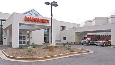 VVMC was designated a Level IV Trauma Center by the Arizona Department of Health Services last week.  A Level IV Trauma Center designation recognizes VVMC has successfully met state standards of clinical and equipment resources, and staff training for the assessment and treatment of trauma patients.