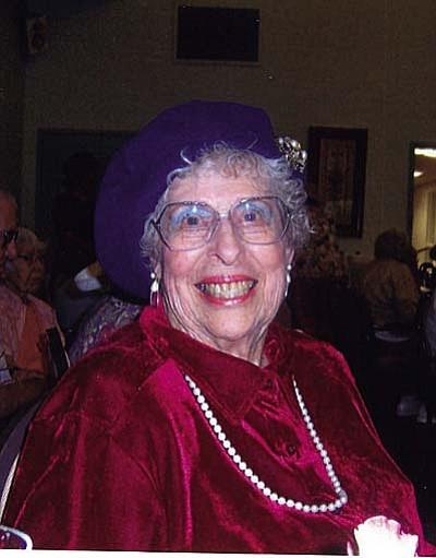 Verna Lucille Welsh