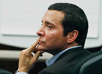 James Arthur Ray faces up to 9 years in prison in connection with the deaths at the Oct. 8, 2009, sweat lodge ceremony at the Angel Valley Spiritual Retreat Center near Sedona