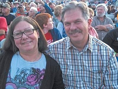 Crystal and Bill Bassett