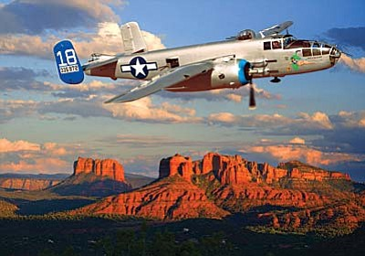The B-25 Mitchell will be forever linked  to the historic Doolittle Raid on Japan in April 1942.