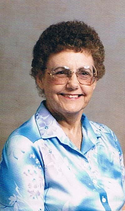 Ruth Elizabeth Thomas