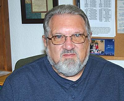 Vineyard Pastor Randy Sutter
