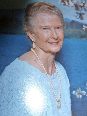Alberta M. Byrd
