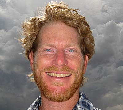 Brad Lancaster is an expert in the field of rainwater harvesting and water management. He is also a permaculture teacher, designer, consultant and co-founder of Desert Harvesters, a non-profit organization located in Tucson