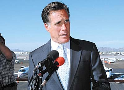 Tuesday's win give Mitt Romney all of Arizona's 29 delegates. On the same night, he won a close race against Santorum in Michigan, winning by 3 percentage votes. The two will split those delegates.