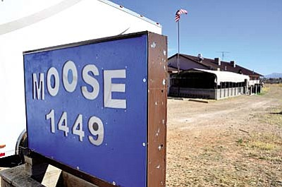 The Verde Valley Moose Lodge is the 2012 Verde Pride Organization of the Year.