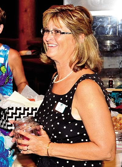 Janet Kelly is the 2012 Verde Pride Business Person of the Year