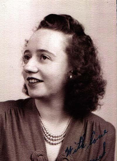 Margaret Mary Adamovich