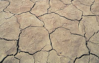 All of Arizona is in some kind of drought right now, and 83 percent of that drought is severe or worse. <br /><br /><!-- 1upcrlf2 -->