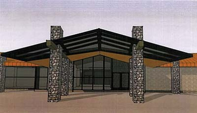 The Verde Valley Hospice Home will feature 10 private rooms and provide a comfortable and peaceful setting for those who need hospice services, but lack the resources or support to stay in their own home. Construction of the home is set to begin in the fall of 2012.