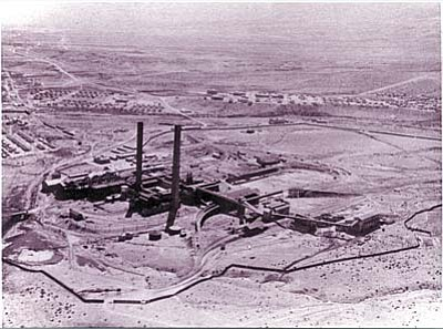 In 1919, the Jordans, along with 12 other farmers, filed suit against the United Verde Company for crop damage caused by sulfur smoke from the smelter. The suit was eventually successful (it went all the way up to the Federal Supreme Court), and they were paid for their losses in 1924.