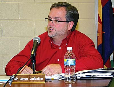 "Jim Ledbetter: ""We need to be able to move quickly."""