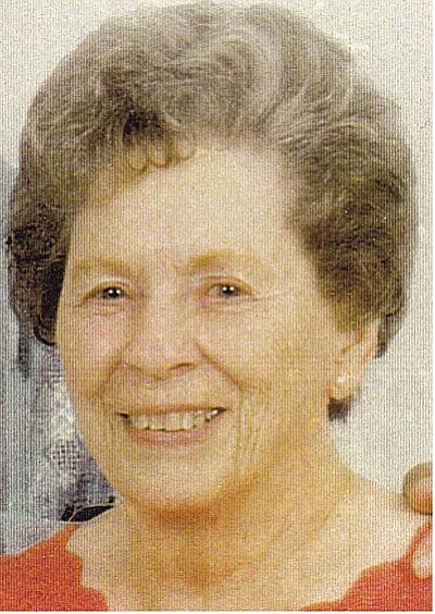 Edith Mae Peterson