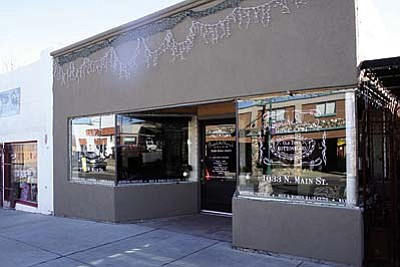 VVN/Philip Wright<br /><br /><!-- 1upcrlf2 -->The Chocolate Blonde Salon at 1033 N. Main St. in Old Town Cottonwood is a full service salon offering expert coloring, cuts, styling and makeup. The salon offers Kenra Classic and Kenra Platinum styling products.