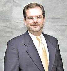 MUHS Board President James Ledbetter