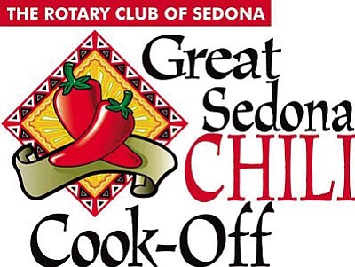 Great Sedona Chili Cook-Off at Tlaquepaque<br /><br /><!-- 1upcrlf2 -->May 4<br /><br /><!-- 1upcrlf2 -->It's hotter than ever and it's coming soon --- The Great Sedona Chili Cook-Off. Chefs from throughout the Verde Valley are testing their favorite chili recipes in preparation for the third annual Great Sedona Chili Cook-Off on Saturday. Sponsored by the Rotary Club of Sedona, the chililicous event is a featured at the Tlaquepaque Arts & Crafts Village Cinco de Mayo Fiesta in Sedona. Chili tasting will be from 11 a.m. through a 4 p.m. awards ceremony; admission is $10, children under 10 are free.