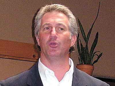 Former U.S. Rep. Rick Renzi, R-Flagstaff
