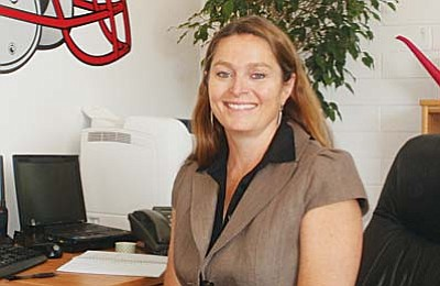 Mingus Principal Jennifer Chilton