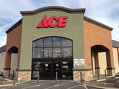 """The Cottonwood Ace Hardware store has been named a """"Five-Star Platinum"""" Ace retailer for its commitment to providing excellent customer service in its local community during 2012."""
