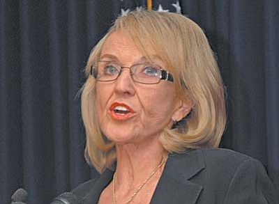 "Gov. Jan Brewer: ""I don't know if the Grand Canyon is a priority for the state of Arizona."""