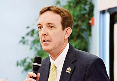 Secretary of State Ken Bennett wants a court to order the federal Election Assistance Commission to modify its voter registration forms to demand proof of citizenship.