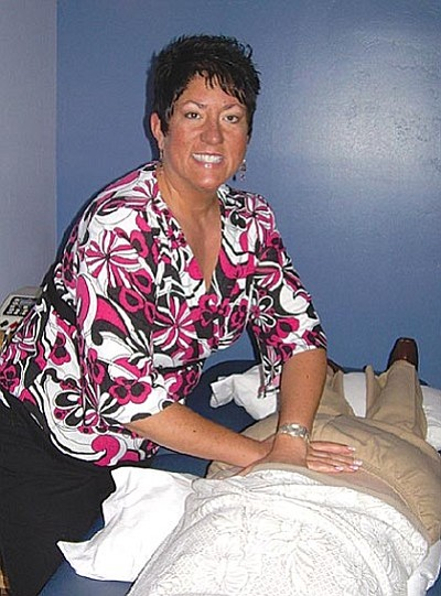 Toni Munoz, owner of Above and Beyond is board certified as a physical therapist in the state of Arizona.
