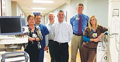 Vvmc Donates Portable Ultrasound And X Ray Machines To College The