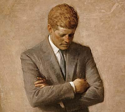 President John F. Kennedy (1917 - 1963)