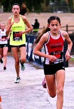Allyson Arellano. Photo courtesy of Aftershock Distance Club