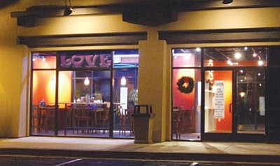 The Little Organic Vegetarian Eatery (LOVE) will have its grand opening Jan. 8.