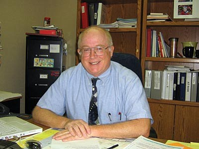 Steve Gardner, Big Park School Principal