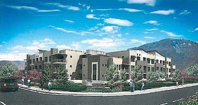 The City of Cottonwood has agreed to loan $120,000 for the Highland Square Senior Apartment project.
