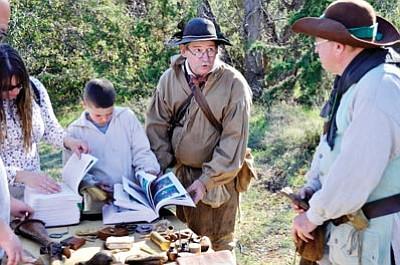V Bar V Archaeology Discovery Days