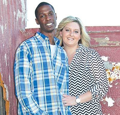 Lauren Stokes and Marlon Martin