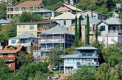 A new ordinance carves up Jerome into seven neighborhoods and allows one vacation rental in each. VVN/Vyto Starinskas