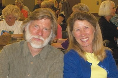 Randy Miller and Dena Greenwood