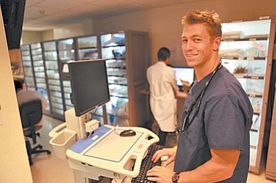 "Telemedicine's ""fast trajectory"" this year extends to Verde Valley Medical Center"