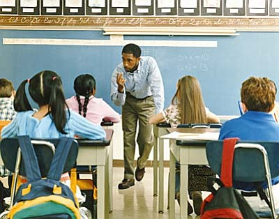 Arizona is the sixth worst place in the nation to be a teacher. The report by WalletHub says the average starting salary for teachers, listed as $31,874 for 2012-13 school year by the National Education Association, is the 44th lowest of the 50 states plus the District of Columbia. thinkstock.com