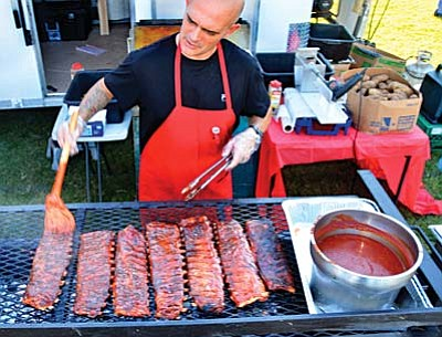 Cottonwood Rhythm & Ribs will not return in 2015. VVN/Vyto Starinskas