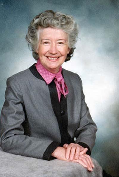 Mary Russell Borcherding