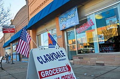 The Clarkdale Market has been given the green light by the Arizona State Liquor Board to acquire a beer and wine store license, despite a recommendation the license be denied by the Clarkdale Town Council. VVN/Vyto Starinskas