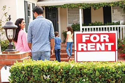 The legislation bars communities from imposing a new rental tax. Those that now have them would be required to cut the rate by 25 percent at the end of this year and each consecutive year until the levy goes away.