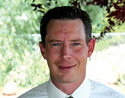 Yavapai College's Verde campus Dean James Perey