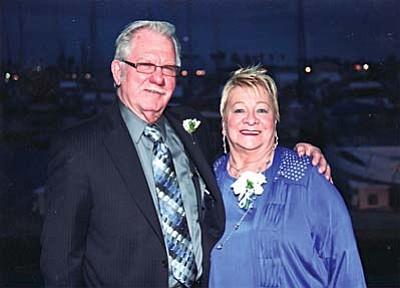 Bob and Kathleen Palosaari celebrated their 50th wedding anniversary on a 10 day Caribbean cruise. Nine members of their family from Michigan joined them for the celebration. Good time was had by all. They were married April 10, 1965 in Madison Hts, Mich.