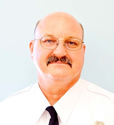 Fire Chief Mike Kuykendall