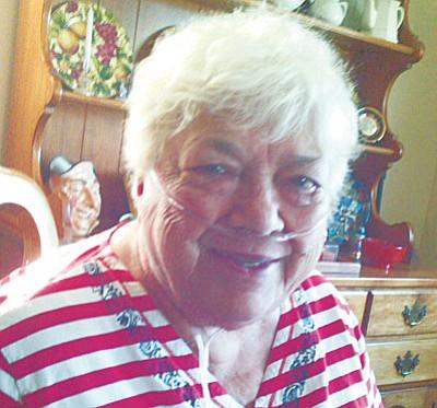 Patricia Joan Stuart Finney